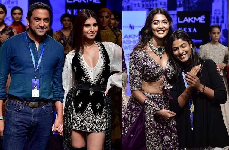 Highlights From Day 3 At Lakme Fashion Week Winter Festive 2019