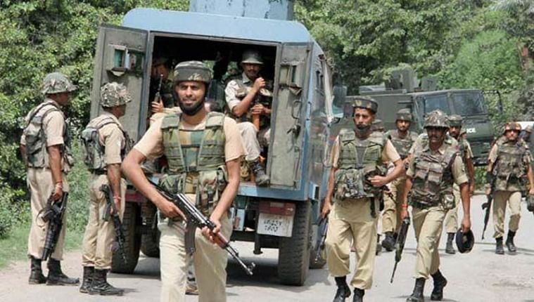 Terrorist nabbed from Baramulla in Jammu and Kashmir