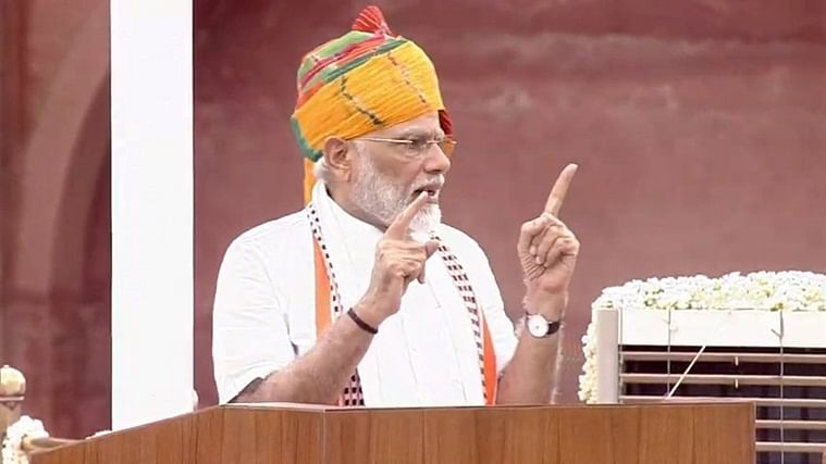 From Jammu and Kashmir to population explosion: Top quotes from PM Narendra Modi's I-Day speech
