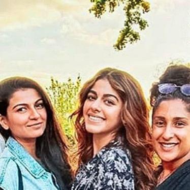 Alaia Furniturewala wraps up debut film 'Jawani Jaaneman' with Saif Ali Khan