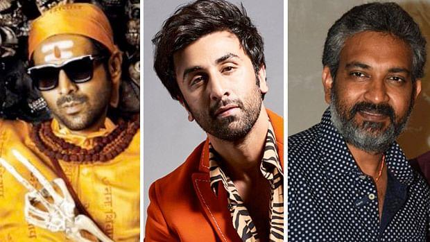 Kartik Aaryan's 'Bhool Bhulaiyaa 2' to clash with Ranbir Kapoor's 'Shamshera', S S Rajamouli's 'RRR' in 2020