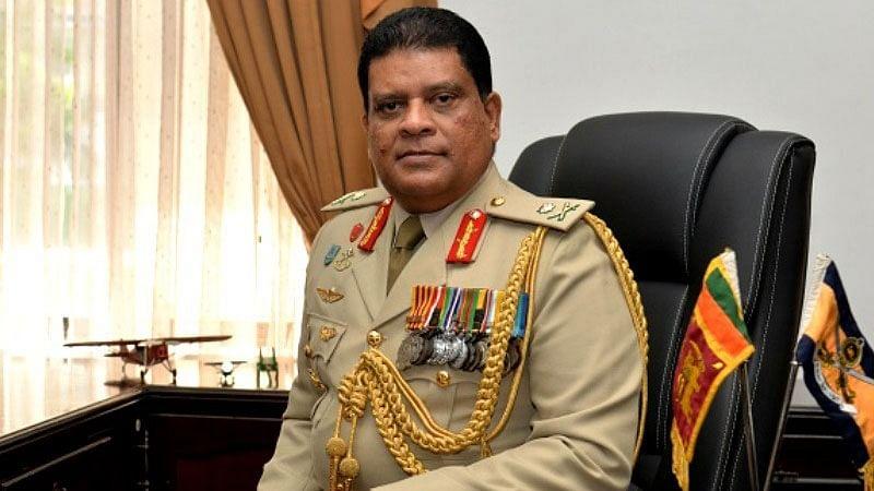 War crimes accused person now Sri Lankan Army chief Shavendra Silva