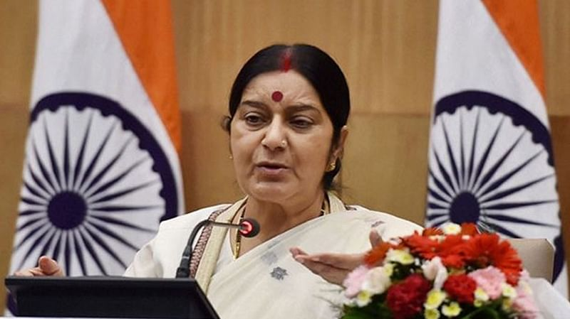 BJP stalwart and former foreign minister Sushma Swaraj passes away at 67