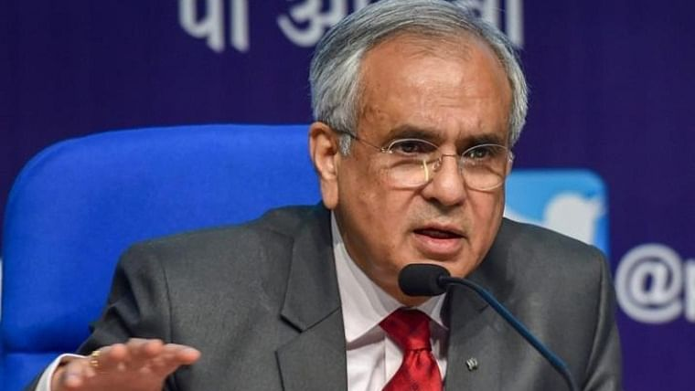 NITI Aayog VC Rajiv Kumar calls for 'extraordinary' steps to tackle 'unprecedented' situation in financial sector