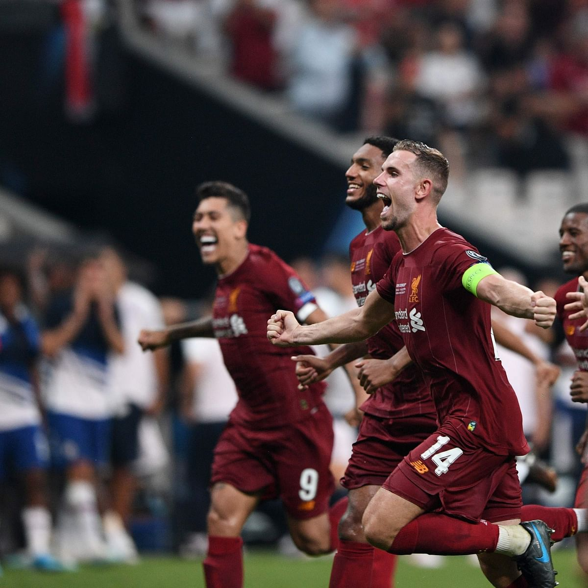 Liverpool win UEFA Super Cup, defeat Chelsea on penalties