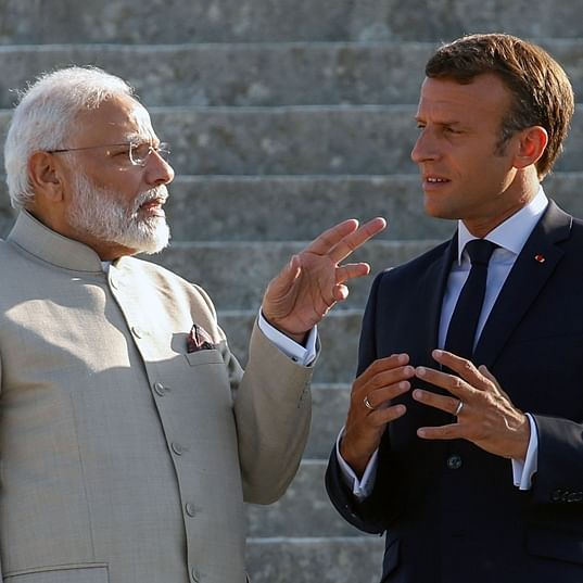 Move to boost robust India-French relation