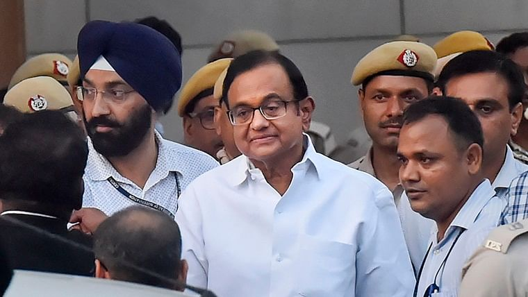 INX media case: SC to hear Chidambaram's plea on anticipatory bail today