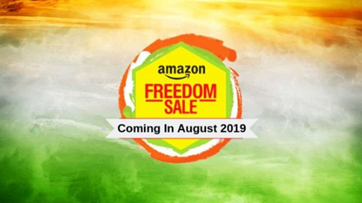 Amazon Freedom Sale announced, to begin from August 8; up to 40 percent off on smartphones