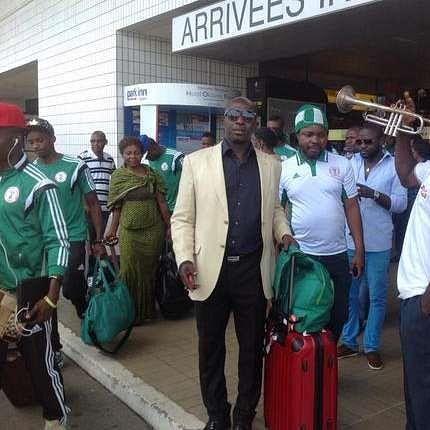 FIFA bans former Nigeria coach Samson Siasia over match fixing
