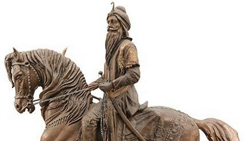 Statue of Maharaja Ranjit Singh vandalised in Pakistan