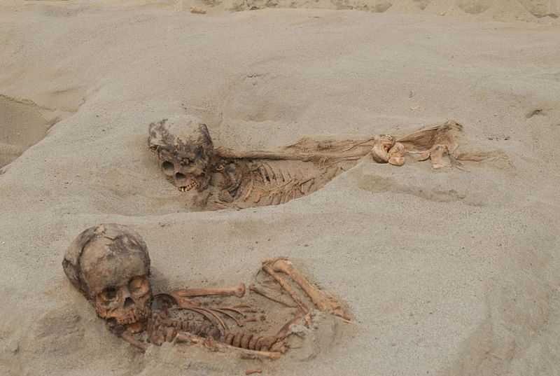 World's largest mass child sacrifice site discovered in Peru