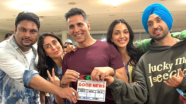 Akshay Kumar, Kareena Kapoor starrer 'Good News' to release on December 27, 2019