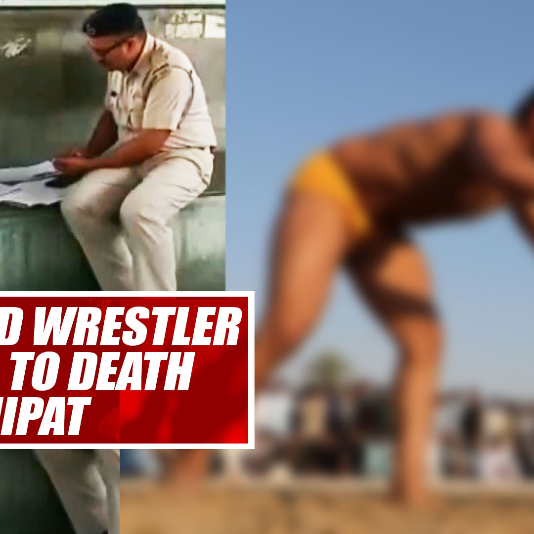 18-Year-Old Wrestler Stabbed To Death In Panipat