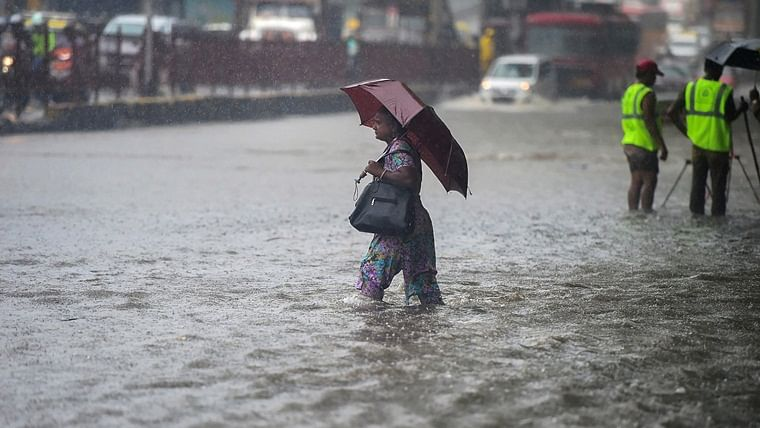 Mumbai Rains Live Updates: IMD predicts heavy showers in Mumbai in coming days