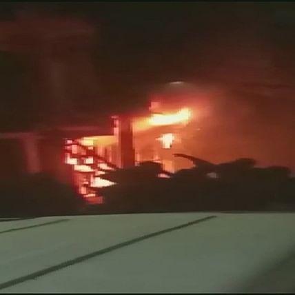 Delhi: 5 dead, 11 injured after massive fire breaks out in building in Zakir Nagar