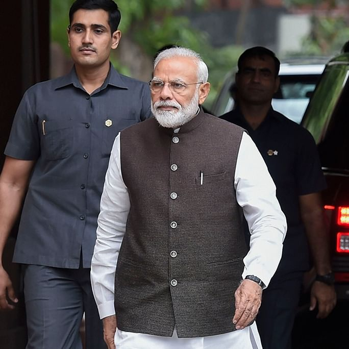 PM Modi to visit UAE, Bahrain
