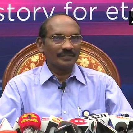 'We located crashed Vikram lander first': ISRO chief after Nasa shares moon lander's image