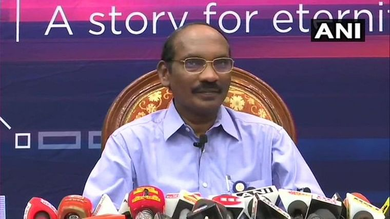 Indian Space Research Organisation (ISRO) Chief K Sivan