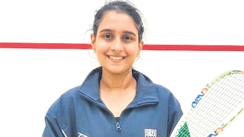 Maharashtra State Senior Open Squash Tournament: Yoshna Singh on rampage