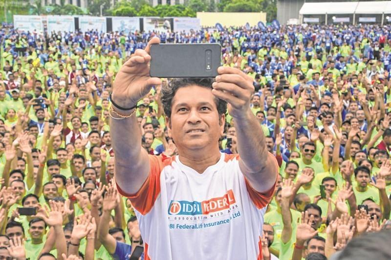 India slowly transforming into a sports playing nation: Sachin Tendulkar
