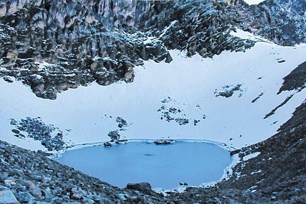 Roopkund Lake skeletons have Mediterranean link
