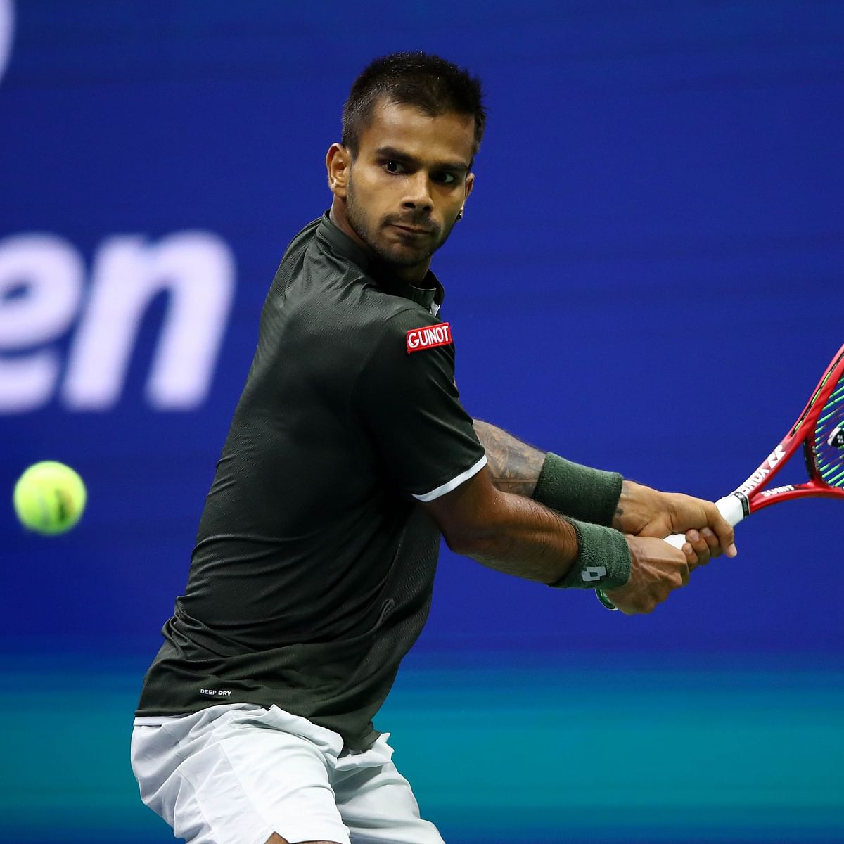 US Open 2019: Sumit Nagal takes a set from Roger Federer before exiting