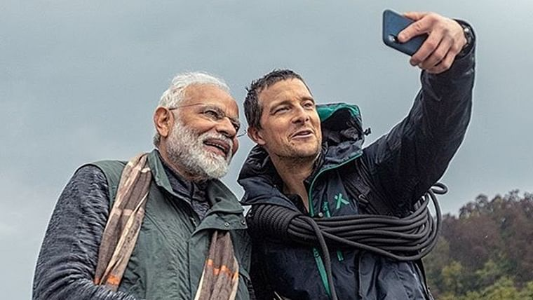 PM Narendra Modi walks in the wild with Bear Grylls, says didn't go on a vacation in 18 years