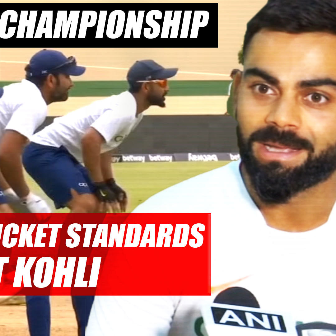 'World Test Championship' Will Boost Cricket Standards: Virat Kohli