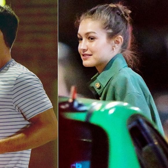 Gigi Hadid spotted cosying up with 'Bachelorette' finalist Tyler Cameron
