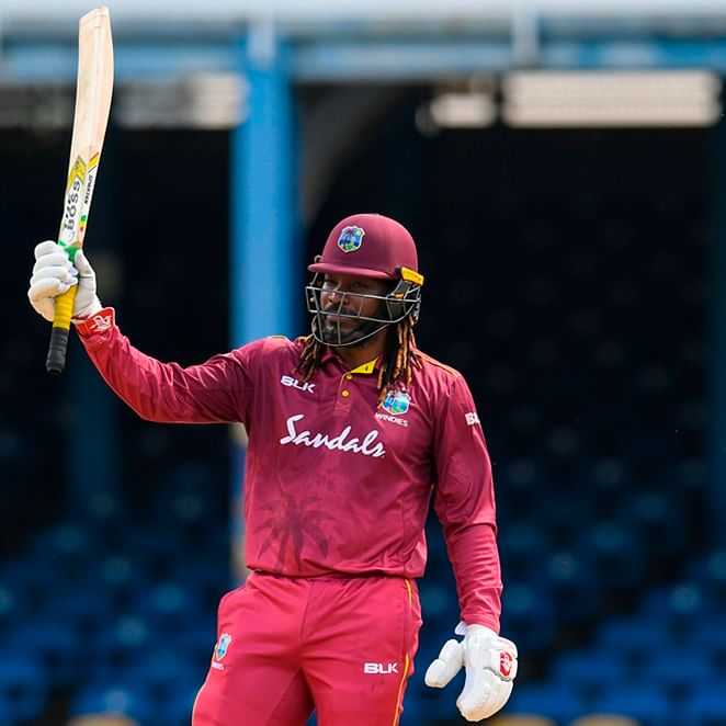 300 is lot of games: Jason Holder on Chris Gayle's record