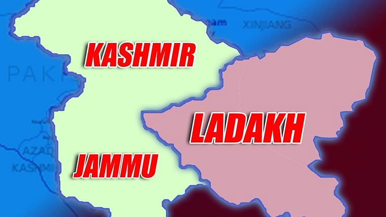 Article 370: What is the difference between state and union territory? How is a UT different with and without legislature?