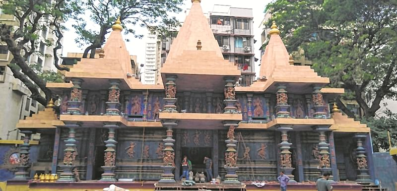 Mumbai: City gets decked up for Ganpati
