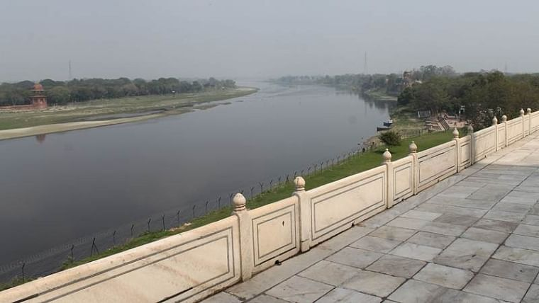 Yamuna water level not rising anymore says Flood Control Department