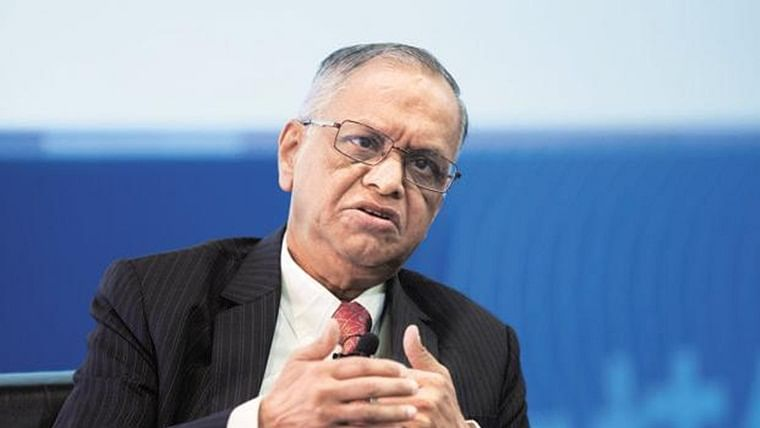 India's fiscal scene never better in 300 years, gives hope of poverty elimination: Narayana Murthy