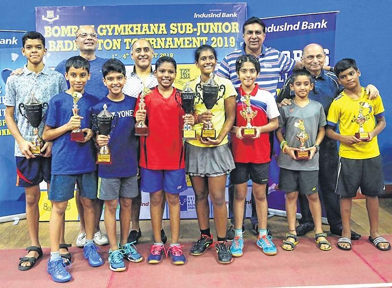 Badminton: Pranav Kamble and Kamya Ravi clinch U-15 crowns