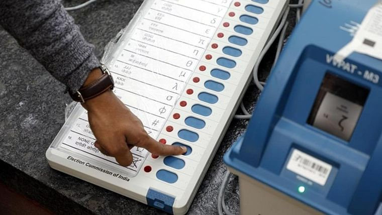 "EVMs are technically ""very secure"" and it is impossible to breach their security, says Maharashtra CEO"