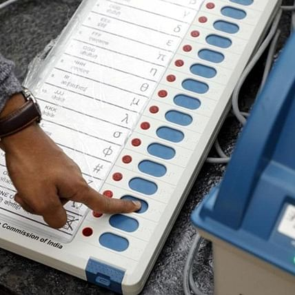Congress vs Congress: Udit Raj, Digvijaya Singh raise doubts over EVMs; Karti Chidambaram says 'stop blaming' system