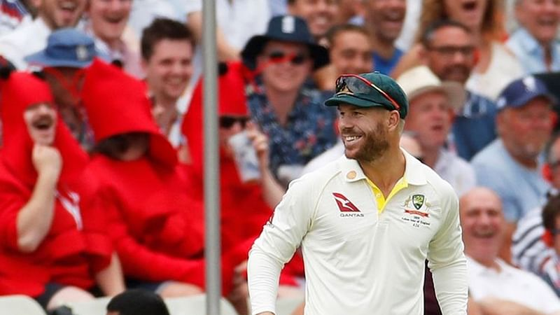 Ashes 2019: David Warner warms to cast of crowd characters