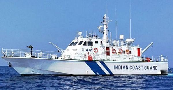 Gujarat coast alert for underwater hit