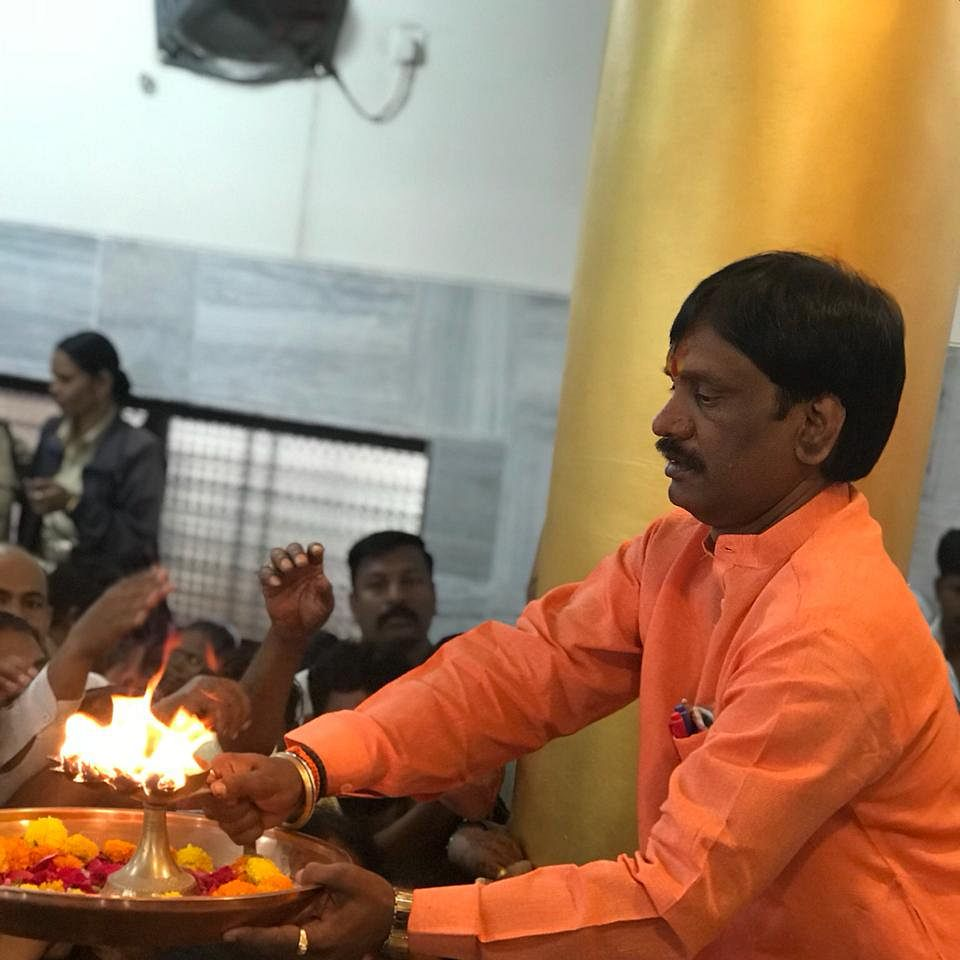Shiv Sena candidate Ambadas Danve wins Maharashtra Legislative Council election