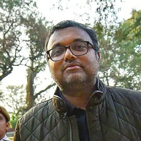 "Never met Peter or Indrani Mukherjea, says Karti Chidambaram, claims ""political vendetta"""