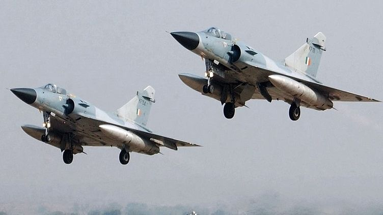 IAF flying operations in Jammu and Kashmir part of 'normal activity': Sources
