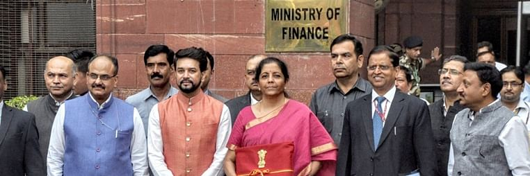 Act on global cos abusing Indian firms: Sitharaman to CCI
