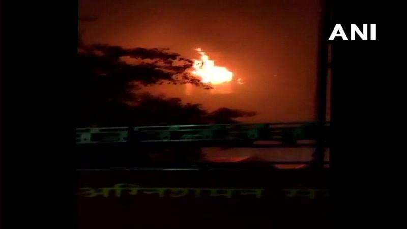 AIIMS fire creates panic among patients, kin
