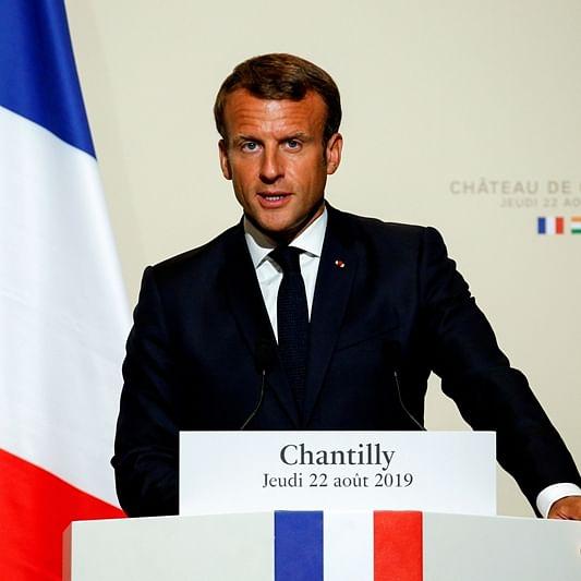 President Emmanuel Macron tasked with leading Iran n-deal talks