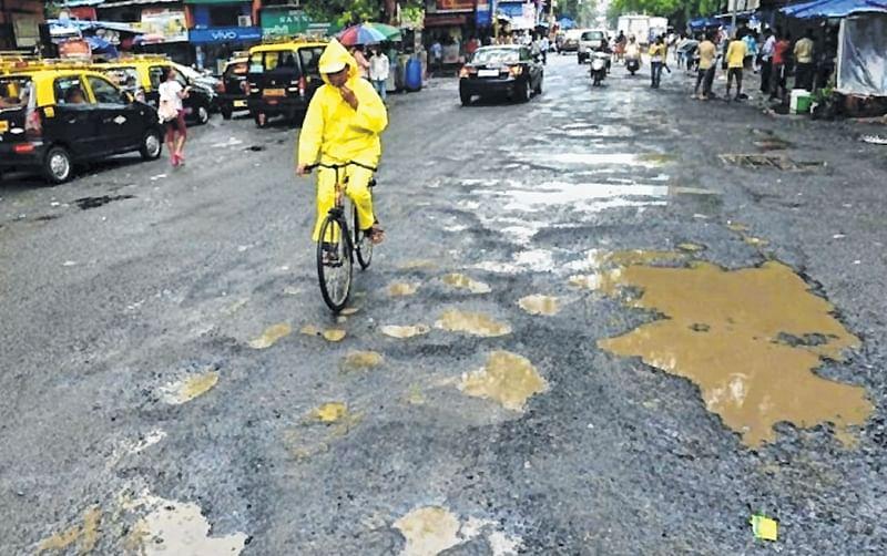 After flak, BMC seeks help of citizens in filling potholes