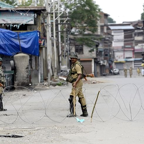 Internet services snapped again in J&K as preventive measure on death anniversary of Afzal Guru