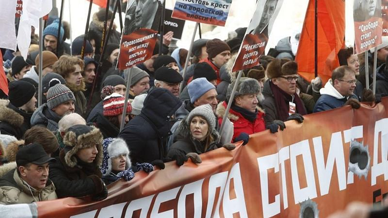 Russian opposition to defy authorities with protests