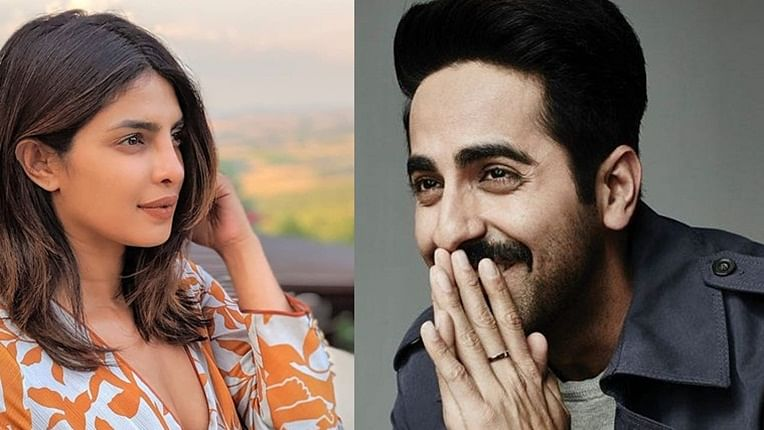 Being a daughter of an army officer, Priyanka Chopra represents India very well: Ayushmann Khurrana