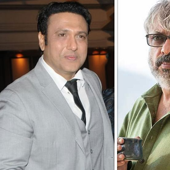 After Avatar, Govinda claims he was offered Jackie Shroff's role in Sanjay Leela Bhansali's Devdas